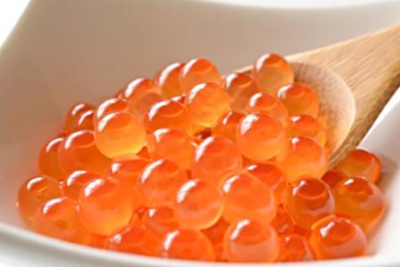いくら醤油漬(鮭卵)【500g(250g×2)】 イメージ