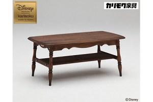 テーブル(棚付き) OTONA Disney Style