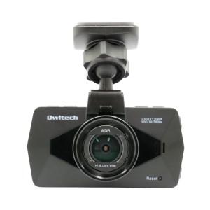 C-PLフィルターで映り込みを防止 GPS付き スーパーHD 超高解像度 超広角135°ハイエンドモデルドライブレコーダー OWL-DR701G イメージ