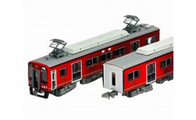 鉄道コレクション南海2000系南海・赤備え列車4両セット イメージ