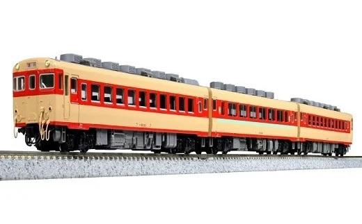 Nゲージ 日本全国で活躍したディーゼル急行!キハ58系運転セット イメージ