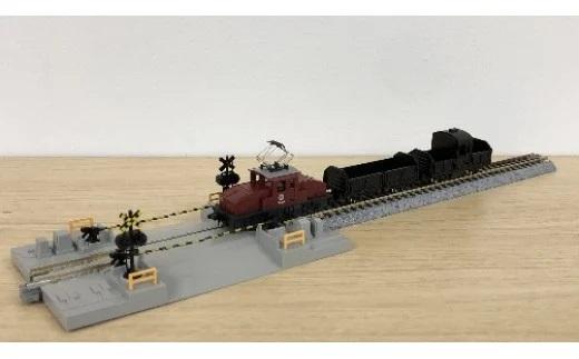 Nゲージ ちいさな働き者!チビ凸貨物列車展示セット イメージ