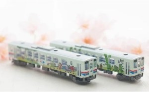 鉄道模型 若桜鉄道 WT3000形2両セット