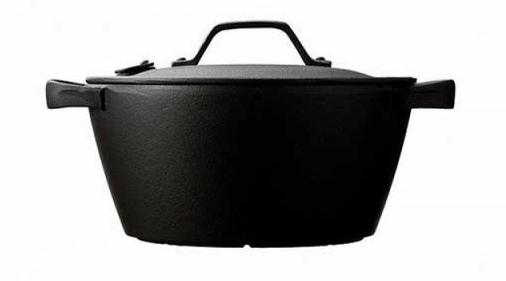 40年のロングセラー洋風煮込み鍋【南部鉄器】鉄鍋 イメージ