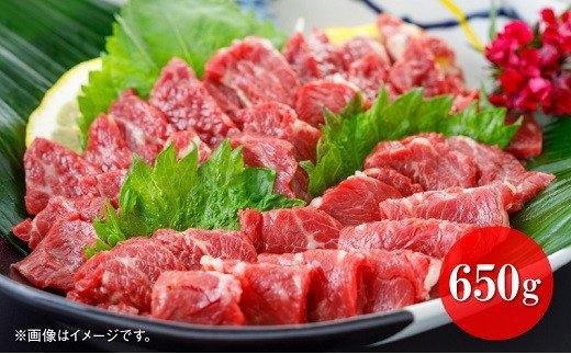 肉三代目 国産上赤身650g(約110g×6パック) イメージ