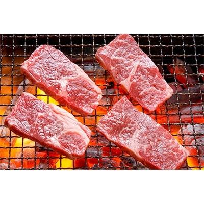 【第9位】みなまたフード くまもとあか牛 焼き肉用 500g イメージ