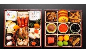 日本料理てら岡・おせち/博多『華』弐段重+博多和牛すきしゃぶセット