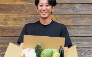 【全4回】道の駅からお届け!お米と採れたて野菜定期便