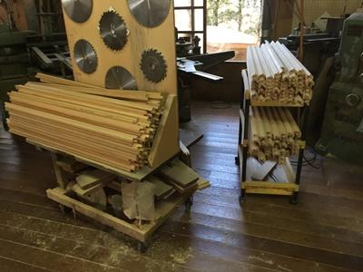 建具 furusu wood