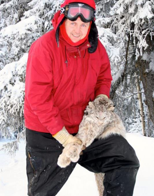 Trapping in the Canadian North – Furbearers are starting to become prime
