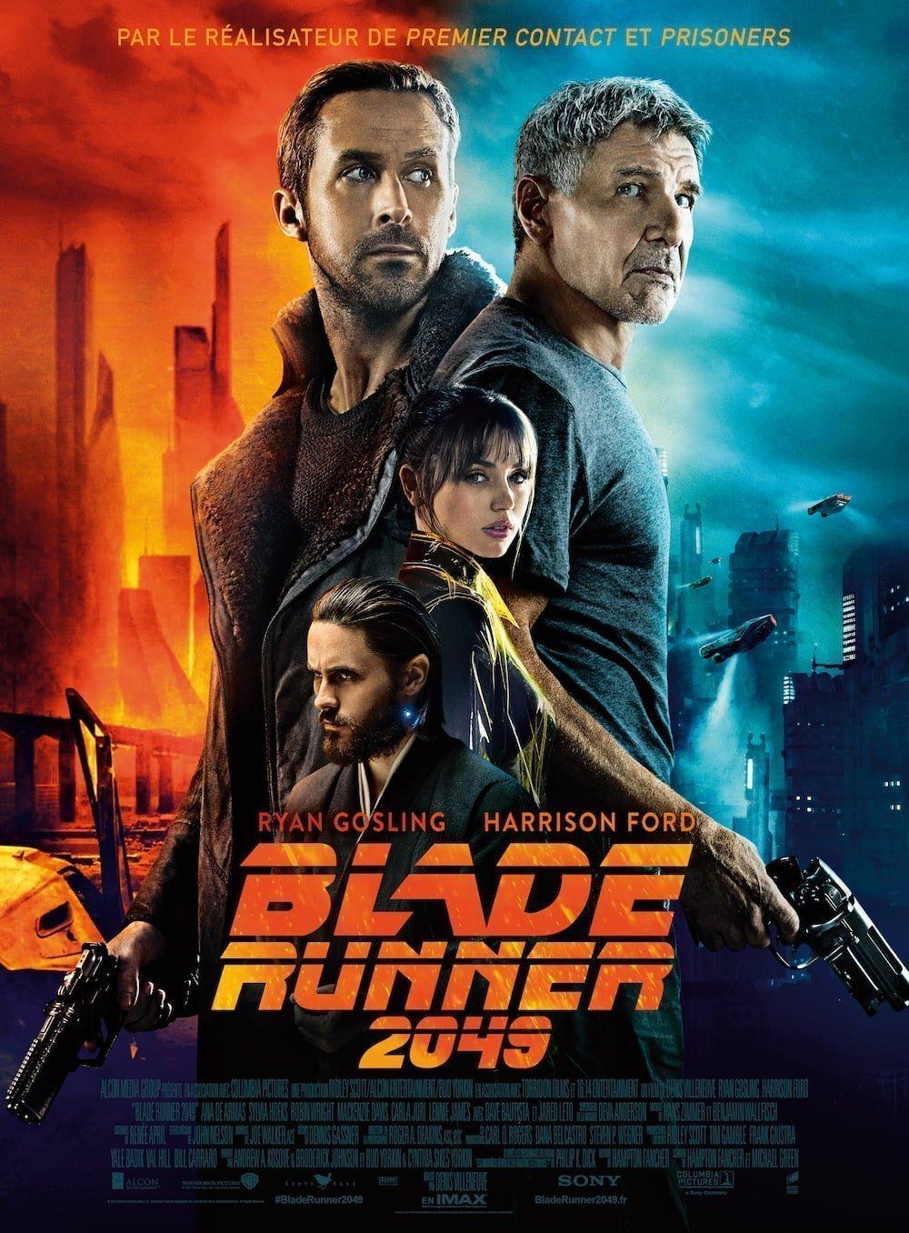 Blade Runner 2049 affiche furyosa 2