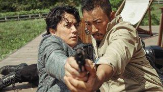 Manhunt de John Woo