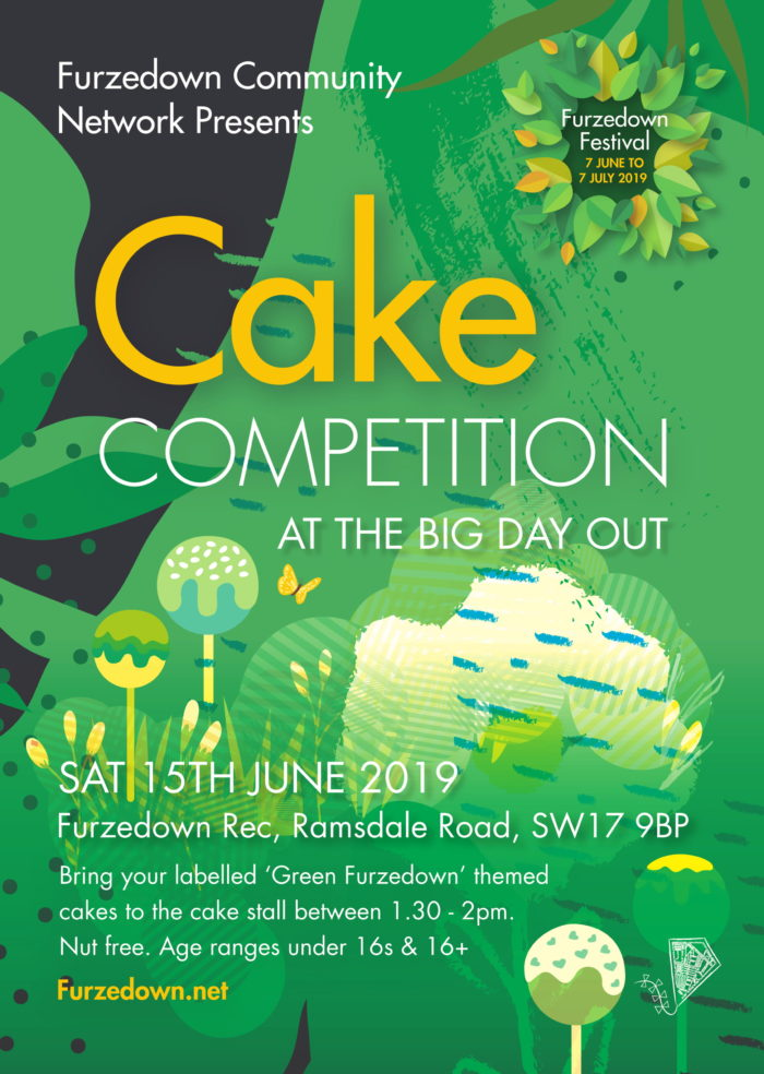 Cake Competition at the Big Day Out