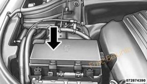 Fuse Box Diagram > Dodge Durango (20112019)