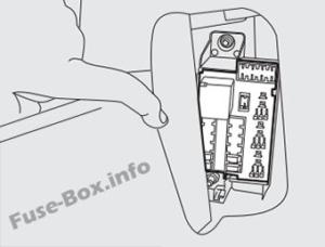 Fuse Box Diagram Fiat Punto (2013-2018...)