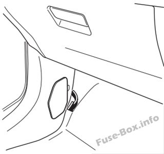 Fuse Box Diagram > Mazda 2 (DJ; 2015-2018..)