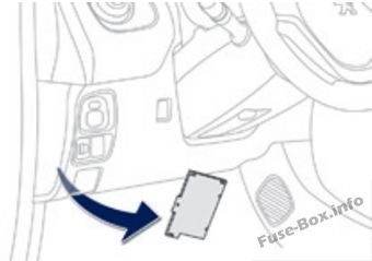 Fuse Box Diagram Peugeot 108 (2014-2019-..)