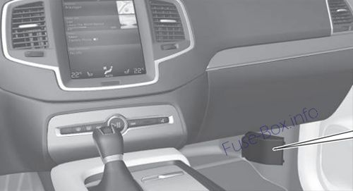 Volvo Xc90 Fuse Box Diagram