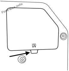 Fuse Box Diagram > Ford Escape Hybrid (2011-2012)