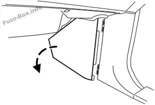Fuse Box Diagram > Ford Expedition (U324; 2007-2014)