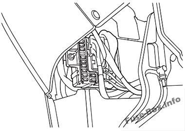 Honda Odyssey (RL1; 2000-2004)