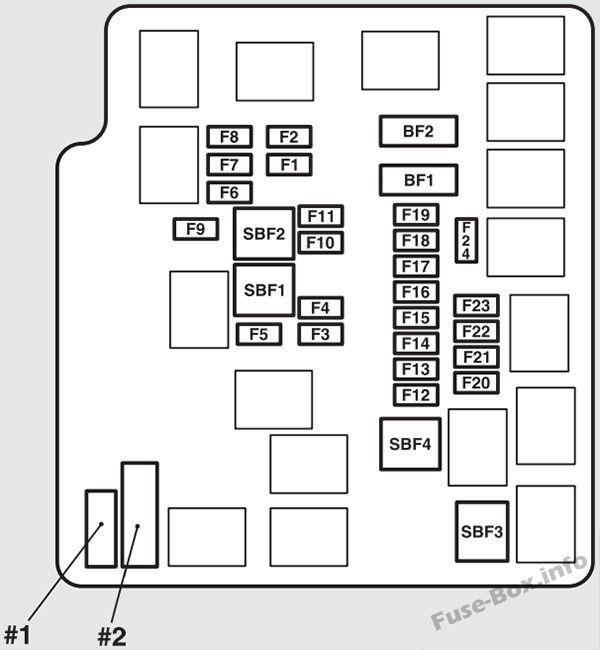 1997 mitsubishi mirage fuse box  top wiring diagram gallery