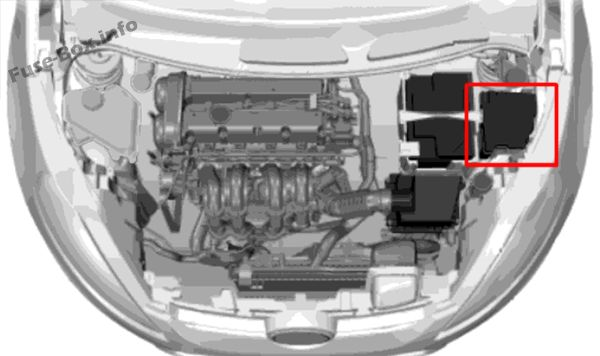 2012 Ford Fusion Fuse Box Diagram Moreover 2012 Ford Fiesta Fuse Box