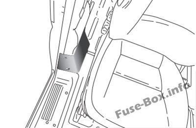 Fuse Box Diagram Fiat Ducato (2015-2018-..)