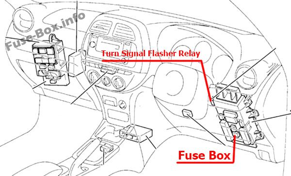 [DIAGRAM] 1998 Toyota Rav4 Fuse Diagram FULL Version HD