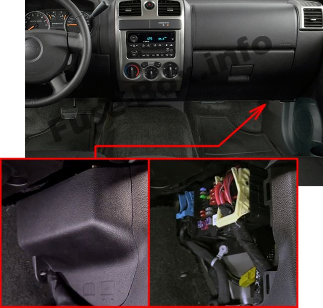 2004 Gmc Envoy Fuse Box Diagram On 2004 Gmc Envoy Engine Diagram