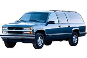 Fuse Box Diagram > Chevrolet Suburban (GMT400; 19931999)