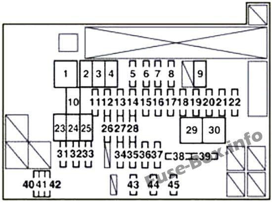 2014 lexus ct 200h fuse box diagram