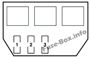 Fuse Box Diagram > Lexus GS350 / GS430 / GS460 (2006-2011)