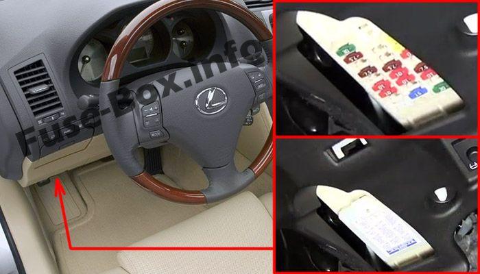 With 2006 Lexus Gs300 Fuse Diagram On 2004 Lexus Ls 430 Fuse Diagrams