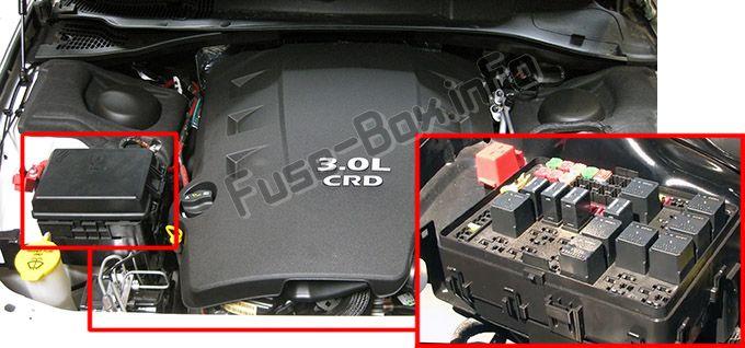 Fuse Box Chrysler 300