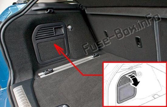 Fuse Box Diode Fuse Box Diagram Gt Land Rover Range Rover Evoque 2012 2018