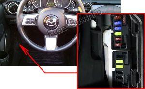 Mazda MX5 Miata (NC; 20062015)