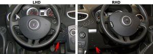 Fuse Box Diagram > Renault Clio III (20062012)