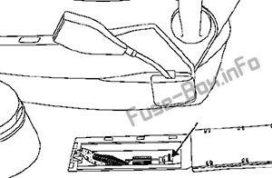 Fuse Box Diagram Renault Espace IV (2003-2014)