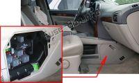 Buick Rendezvous (2002-2007)