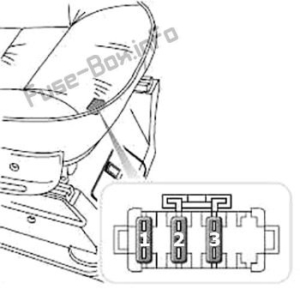 Fuse Box Diagram Land Rover Discovery 2 (L318; 1998-2004)