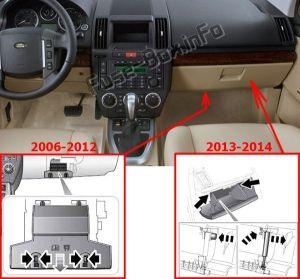 Land Rover Freelander 2  LR2 (20062014)