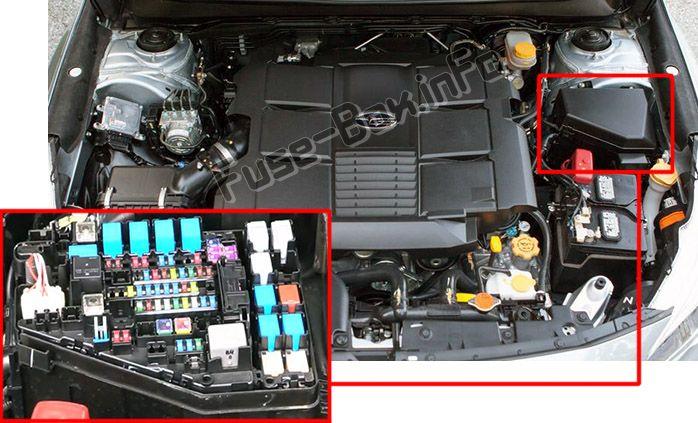 Outback Fuse Box Location In Addition Subaru Outback Fuse Box Diagram