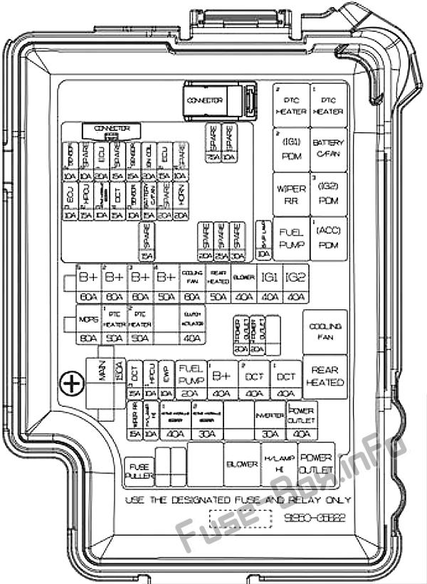 2018 freightliner cascadia fuse box diagram