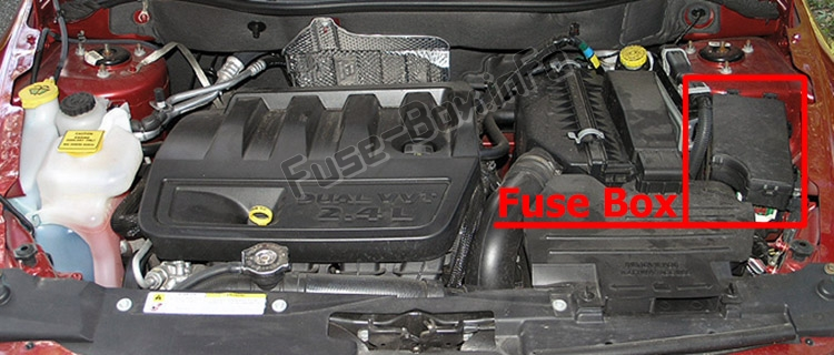 Sprinter Fuse Box Diagram On Dodge Caliber 2007 Fuse Box Diagram