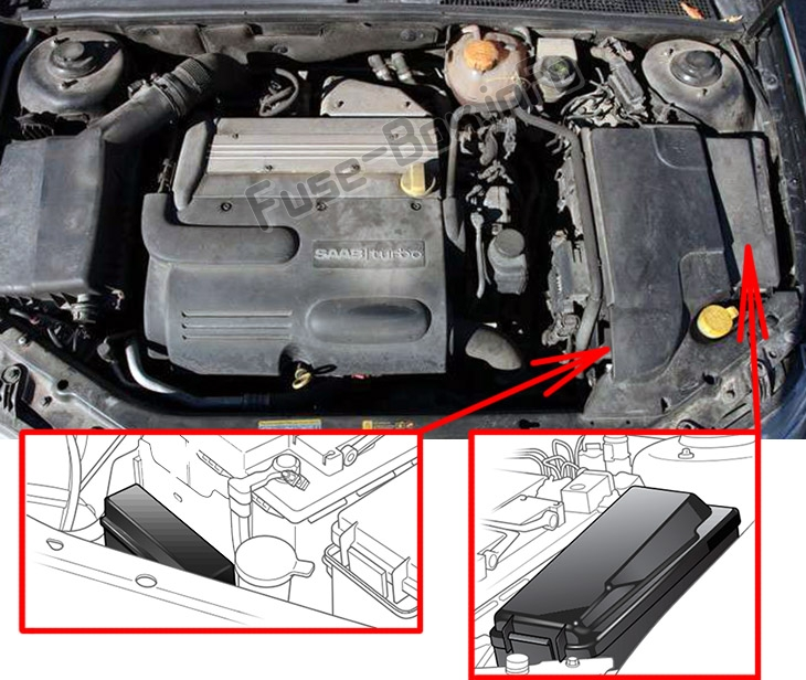 2007 Saab 9 3 Fuse Box Diagram Caroldoey