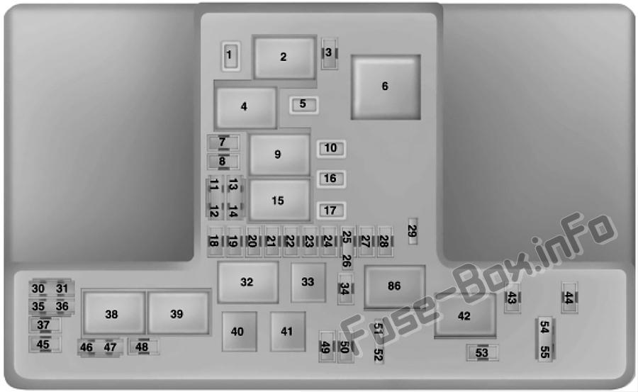 11 Ford Fusion Fuse Box Diagram Fuse Box Diagram Gt Ford Everest 2015 2019