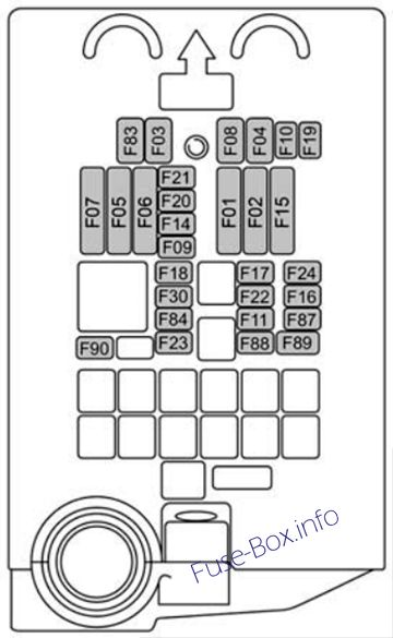 [DIAGRAM] 2009 Jeep Compass Fuse Diagram