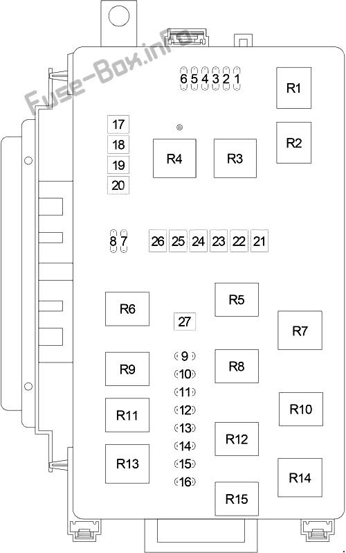 2011 Dodge Avenger Fuse Box Diagram : dodge, avenger, diagram, Dodge, Charger, Relay, Diagram, Wiring, Database, Comparison-subway, Comparison-subway.jobsaltasu.it