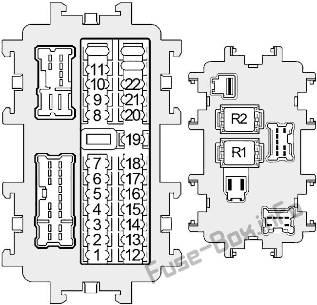 [DIAGRAM] Infiniti Qx56 Fuse Diagram FULL Version HD